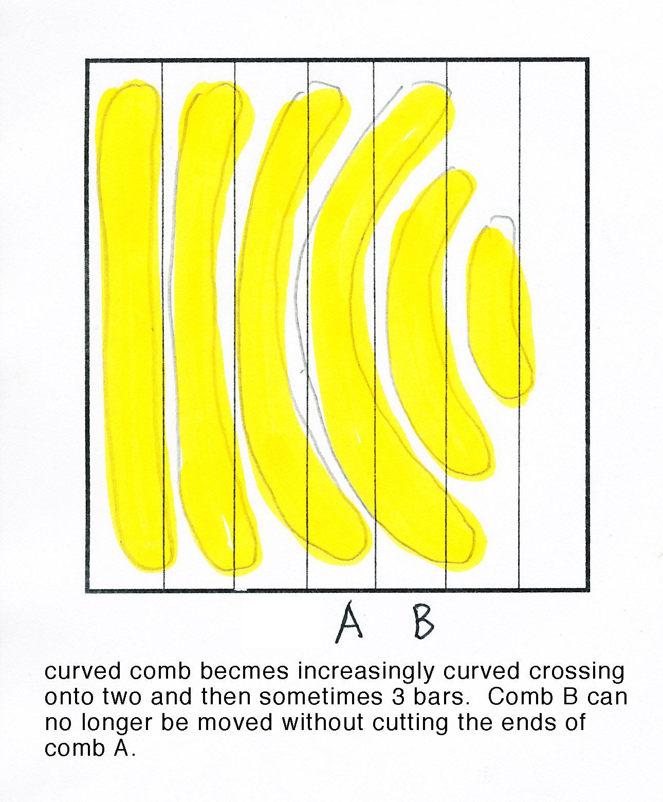 Cross Comb – BeeRepair com