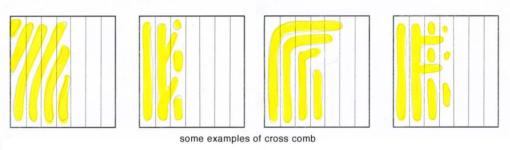 cross comb 3